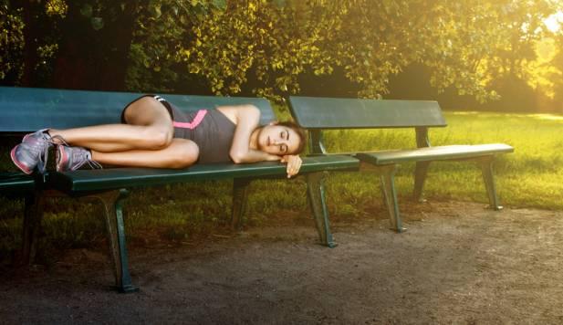sport sommeil