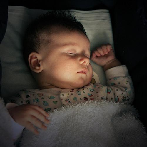 bébé dormir nuit